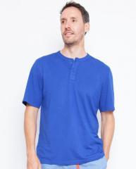 Футболка мужская Cyberjammies Oscar 6352 L Blue