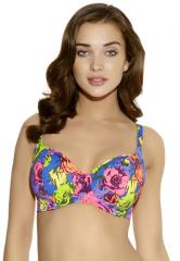 Купальный топ Freya Floral Pop 3157 32H Rainbow