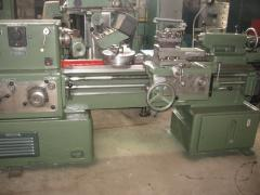 Lathe 1A625, Automatic machines turning