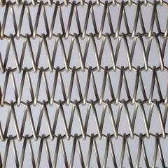 Плетеная стержневая декоративная сетка A1283VMT