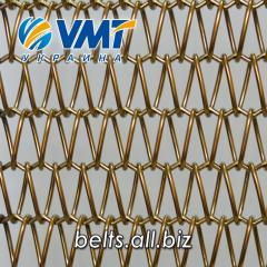 Плетеная стержневая декоративная сетка A1615VMT