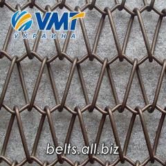 Плетеная стержневая декоративная сетка A2515VMT