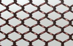 Плетеная декоративная сетка AG1250VMT