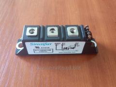 STT100GK12B Тиристорный модуль Sirectifier /