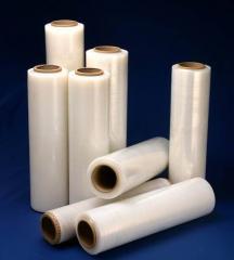 Sleeves are polyethylene