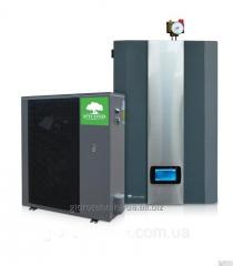 Heat pump MYCOND air-water. Arctic Home SMART MHCS
