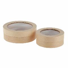 Коробка (тубус) из букового шпона 100х 60(мм)  с