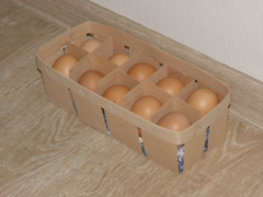 Packing for eggs