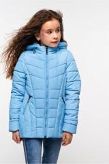 Куртка детская Майя - Голубой №3434