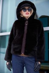 Breve cappotto di pelliccia Marcel, 22779