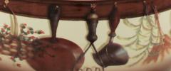 Кастрюля глубокая эмалированная сталь с ручкой