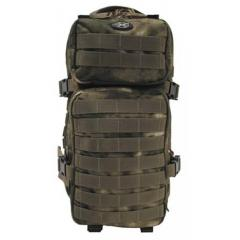 Рюкзак штурмовой MFH 30 литров A-TACS FG