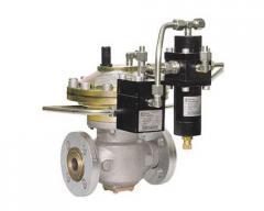 Регулятори тиску газу
