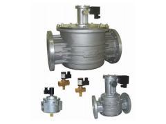 Клапани з електромагнітним керуванням металеві