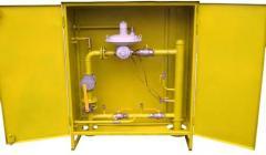 ШРП с регуляторами давления газа RBЕ 1800, ...