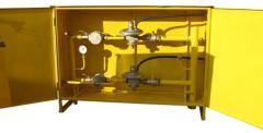 ШРП з регуляторами тиску газу RBE 3212 (2 лінії)