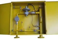 ШРП с регуляторами давления газа RBE 3212