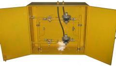 ШРП с регуляторами давления газа RBI 2000