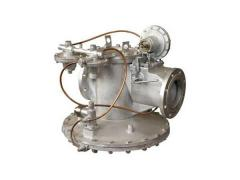 Регуляторы давления газа серии РДГ