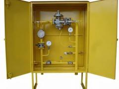 ШРП с регуляторами давления газа РДСК (Сигнал)