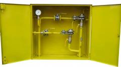 ШРП с регуляторами давления газа РТГ (2 линии)