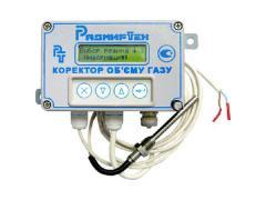 Корректоры объема газа ВЕГА (КПЛГ)