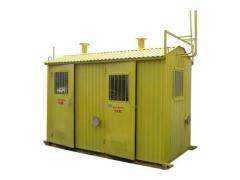 ШГРПБ с регуляторами давления газа РДГ-50Н(В), РДУК-2-50Н(В), РДБК1-50Н(В)