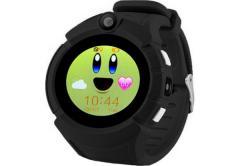 Оригинальные детские смарт часы с GPS WONLEX GW600 цвет черный