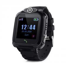 Оригинальные детские смарт часы с GPS WONLEX GW600S цвет черный