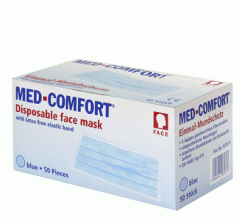 Маска защитная белая МED COMFORT 02201 AMPri