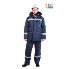 0060 Куртка утеплена Еверест