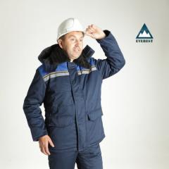 0070 Куртка утеплена EVEREST ANTISTAT