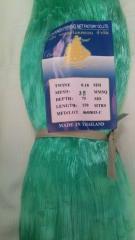 Сетеполотно рыболовное (кукла) леска 150х75 леска 0.18 ячейка 55