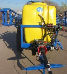 Sprayer small-volume OM-2020