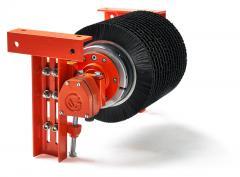 Барабанный двигатель Van der Graaf (Мотор-бар