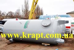 Vertical air collector (Receiver) of V-1 of cbm