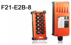 Промышленное радиоуправление TELECRANE модель F21-E2В-8