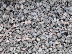 Щебень кварцитный, гранитный, фракция 5-10