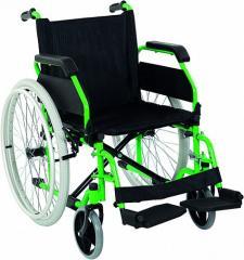 Коляска инвалидная, регулируемая, без двигателя (Golfi-7) Golfi