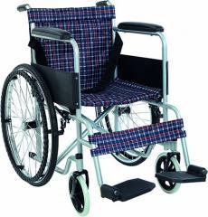 Коляска инвалидная, базовая, без двигателя (Golfi-2 Eko New) Golfi