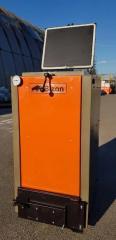 Шахтный котел Холмова BIZON TERMO - 10 кВт. Длительного горения!