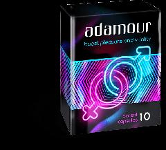 Adamour (Адамур) - капсулы для повышения потенции