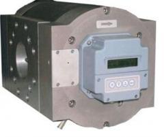 Счетчик расходомер газа роторный GMS G25 Ду32 У2 1:100 - 0,6 Мпа