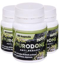 Puradone (Пурадон) - капсулы от паразитов