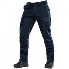 M-Tac брюки Aggressor Gen.II Flеx Dark Navy Blue