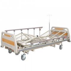 Кровать механическая с регулировкой высоты, 4 секции OSD