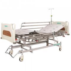 Кровать с электроприводом и регулировкой высоты, 4 секции OSD