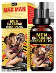 MaxMan Oil (Oil MaksMen) - Spray pénisznövelő