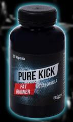 Pure Kick (Pure Kik) - fogyás kapszulák