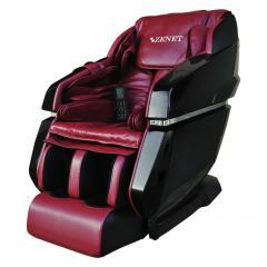 Массажное кресло ZENET ZET 1670 вишневый